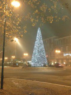 Una passeggiata tra le suggestive vie cittadine: Il Natale ad Arona…