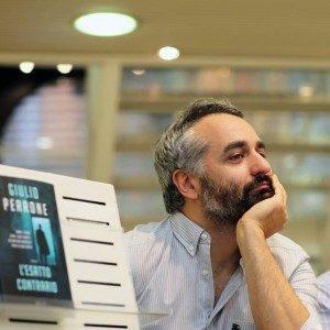 """Su Pickline: Isa Voi incontra e intervista Giulio Perrone  """"L'esatto contrario"""": imprevedibilità e ironia nel thriller di Giulio Perrone"""