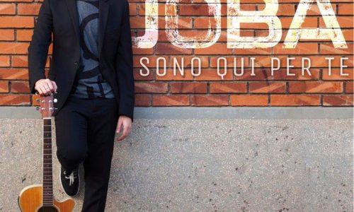 """""""Sono qui per te"""", da oggi nei principali stores il primo album di Giovanni Balduzzi in arte """"Joba"""""""