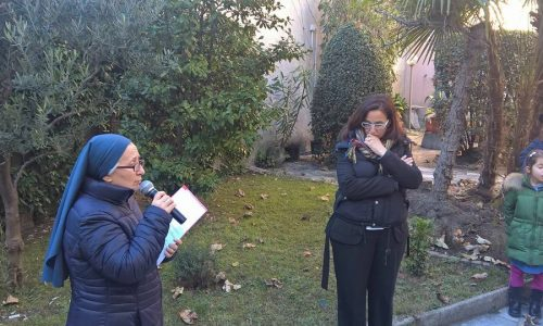 Oggi una giornata speciale all'Istituto San Vincenzo di Novara: la MEMORIA DEI GIUSTI!