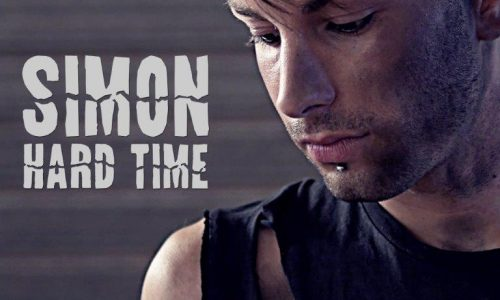 """Simone Sfriso in arte """"Simon"""" in radio da oggi con il nuovo singolo """"Hard time"""""""
