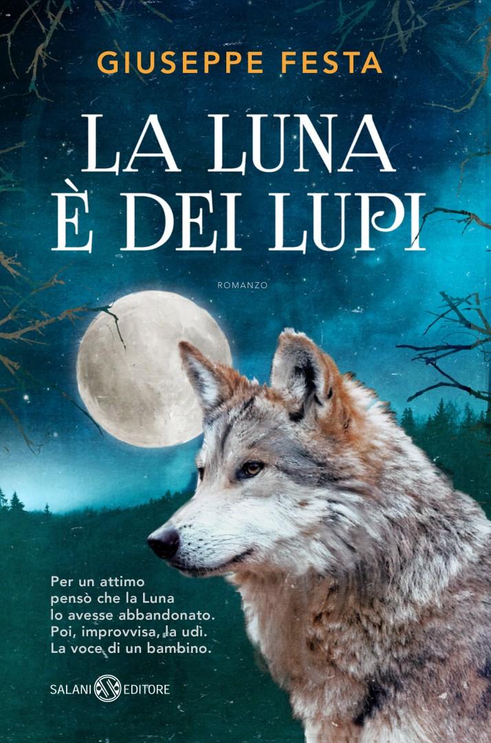 Cover La luna +¿ dei lupi