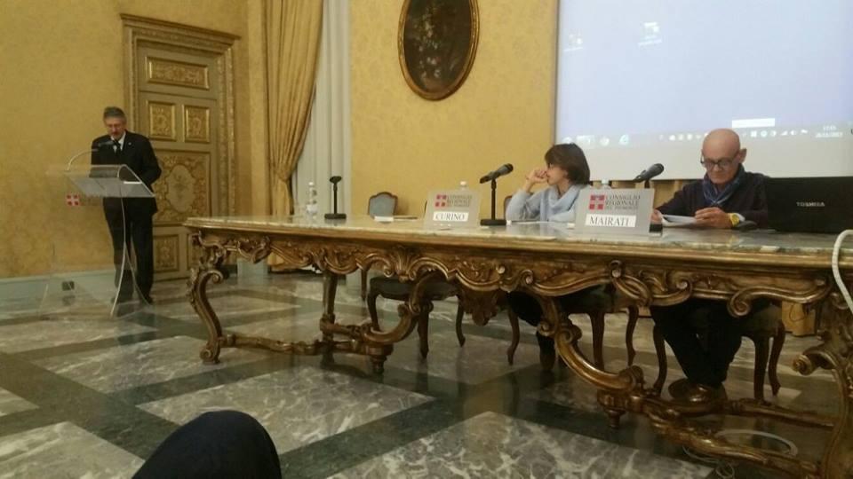 Il diario a Torino
