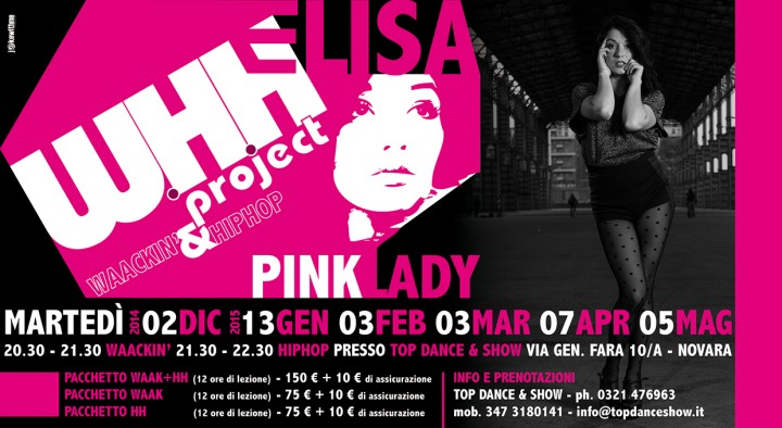 WHH Project - Elisa Pinklady comunicazione