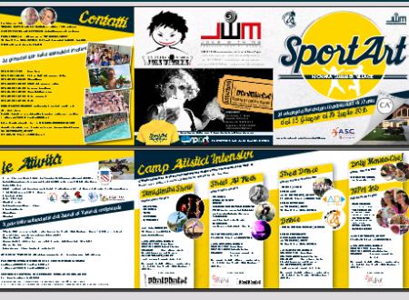 Dal 13 giugno a Novara la seconda edizione di SPORTART Novara Summer Village