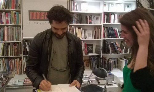 """Marco Bocci a Palermo con il suo """"A Tor Bella Monaca non piove mai"""", la recensione di Cristina Pace"""