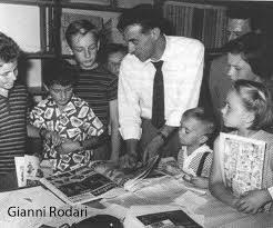 Lo scrittore…secondo Gianni Rodari