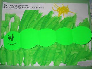 """La storia di """"Bruco Bruchino"""": realizziamo il nostro libro"""