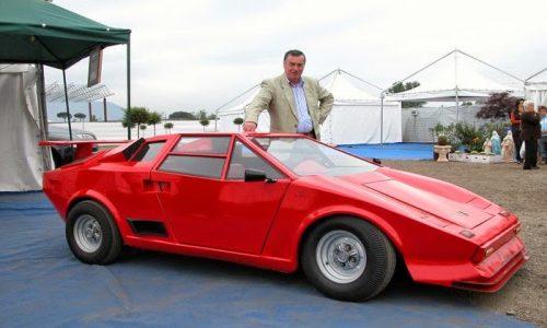 Da un'Alfa 33 a una Ferrari: il sogno diventa realtà per l'artista Michele Lobosco