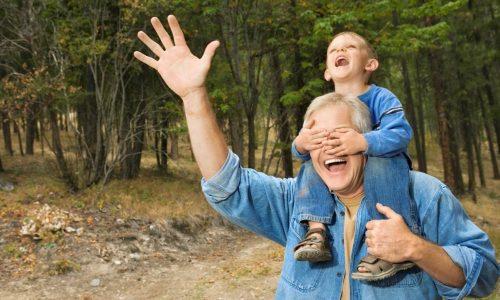 Psicologia: In vacanza con i nonni