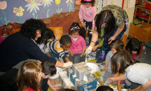 Un progetto creativo sui quattro elementi: come incentivare la lettura e la fantasia