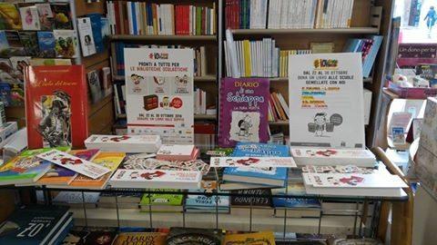 Alla Libreria Paoline di Novara prende il via l'iniziativa #IOLEGGOPERCHE' a favore delle biblioteche scolastiche