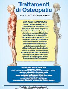 Trattamenti di Osteopatia a Milano