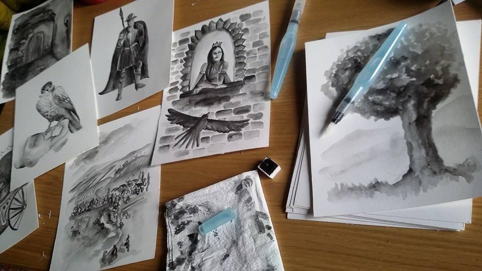 alcuni-disegni-del-romanzo