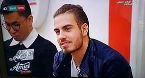 Matteo Camellini, vincitore del Festival Estivo di Genova, pronto per Amici Casting