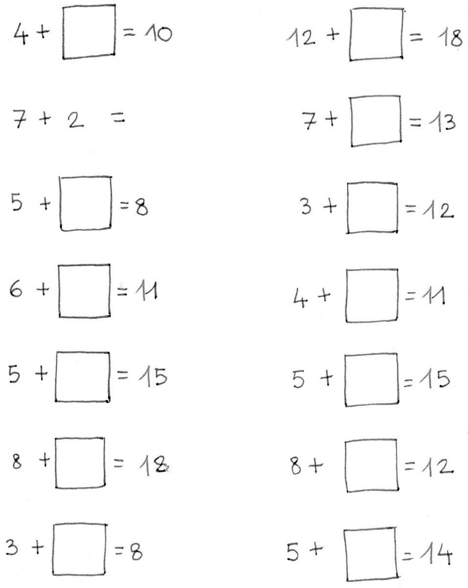 Eccezionale Scuola Primaria: esercizi di matematica TD62