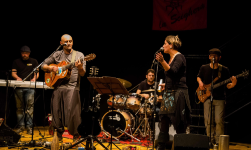 """La band Malamanera in gara per il premio """"MUSICA CONTRO LE MAFIE"""" con l'inedito """"La Straniera"""""""