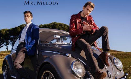 """""""Mr. Melody"""" il nuovo singolo dei Jaspers"""