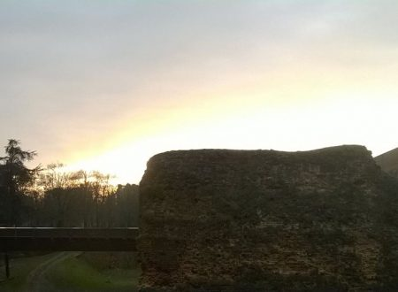 Foto dei lettori: Tramonto sul Castello di Novara