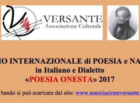 12° Premio Internazionale di Poesia e Narrativa in italiano e dialetto