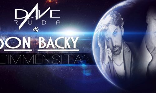 "Da Marzo nelle radio Dave Ruda e Don Backy con ""L'immensità"""