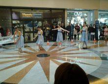 Danze e musiche di Carnevale al Centro Commerciale San Martino!