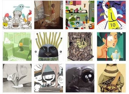 Lucca Junior: inaugurazione della mostra degli illustratori