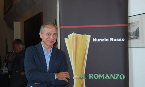"""""""Il romanzo della pasta italiana"""", l'ultimo libro di Nunzio Russo"""