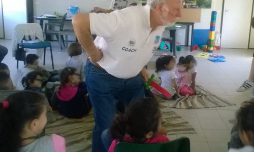 """Coach Bob in missione """"lettura"""" alla Tav di Novara"""