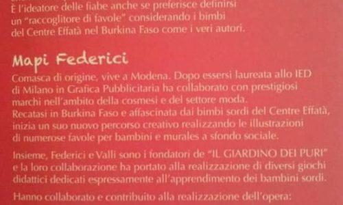 """Sabato a Novara i BimbiLis traducono le """"Fiabe del Silenzio"""" con Marcello Valli"""