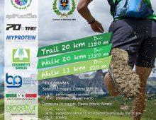 A Mistretta domani in scena il primo Trail dello ZU PARDO