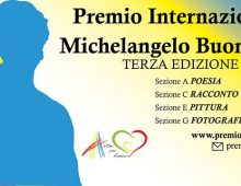 """Premio letterario e artistico """"Michelangelo Buonarroti"""""""