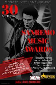 A PORTO POTENZA PICENA LA PRIMA SELEZIONE DEL SANREMO MUSIC AWARDS