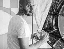 Successo internazionale per l'artista Cesare Catania all'ultima esposizione a Montecarlo