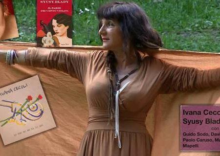 """Il 25 Ottobre la cantautrice bolognese Ivana Cecoli presenta il nuovo album intitolato """"io non so se tu lo sai"""""""