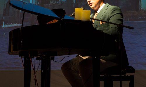 """E' uscito """"The Christmas night – live concert"""", il primo cd live di Norbert Nagy"""