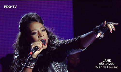 Grande successo per Meriam Jane a The Voice of Romania. Si passa al televoto per l'accesso alla finale