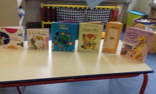 Alla scuola dell'Infanzia Elve le coinvolgenti storie della lettrice volontaria Livia Dessì