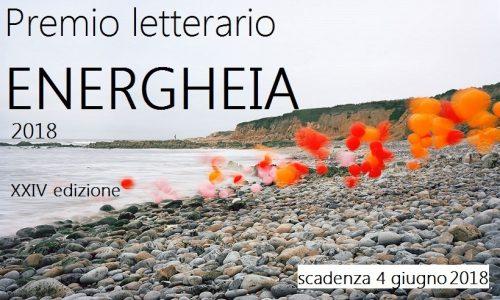 Bandita la ventiquattresima edizione del Premio letterario Energheia
