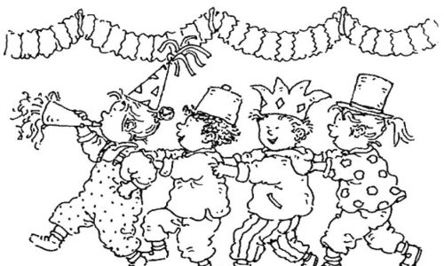 Poesie per bambini: CARNEVALE