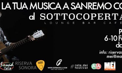 La tua musica a Sanremo con il MEI