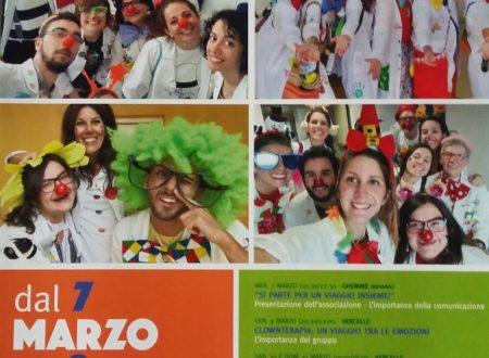 """Nuovo corso di formazione """"CLOWN IN CORSIA"""": aperte le iscrizioni a Novara dal 7 marzo"""