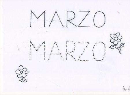 Poesie per bambini: MARZO