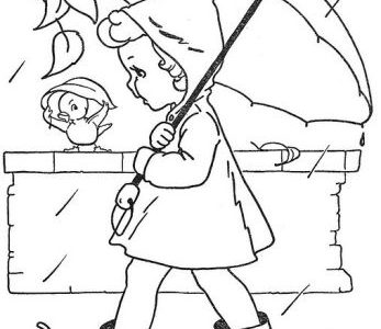 Poesie per bambini: ARRIVA IL TEMPORALE