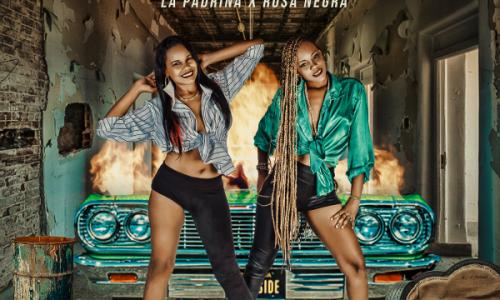 """La Padrina feat. Rosa Negra in radio con """"Celos"""""""