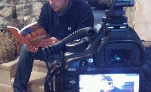 """Donato Di Capua vincitore del premio letterario nazionale """"Un libro amico per l'inverno"""" con """"L'uomo che vendeva ricordi"""""""