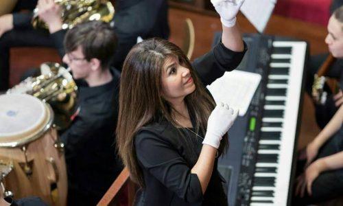 I maestri del Coro Manos Blancas Mundial oggi in visita a Novara
