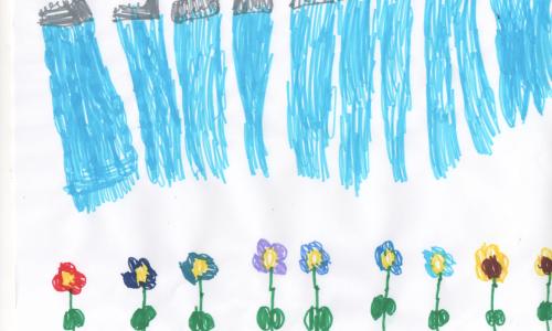 Poesie per bambini: PRIMAVERA PIOVOSA