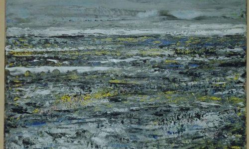 """""""Voglia di andar lontano"""", l'opera in mostra dell'artista Cristina Alleva"""