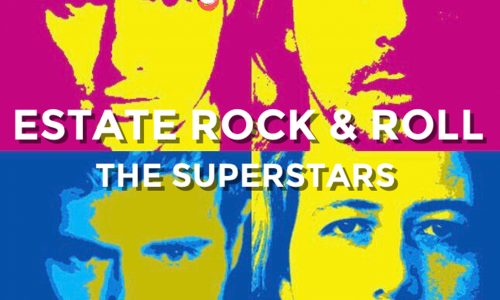 Paolo Meneguzzi e Simone Tomassini – The Superstars – Estate Rock & Roll